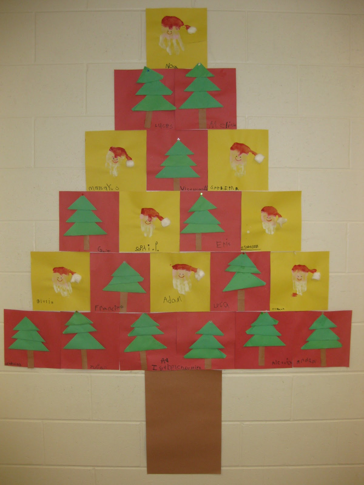 Mrs Albanese S Kindergarten Class It S Beginning To Look A Lot Like Christmas