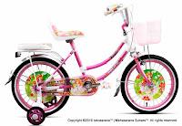 Sepeda Anak Pacific Casella 18 Inci