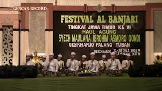 Mp3 Sholawat Nurok Yarobbi - Ar Roudhoh (Festival Al Banjari Asmoro Qondi 2016)
