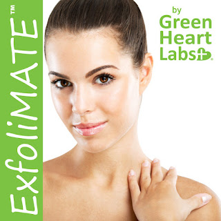 Green Heart Labs Brings ExfoliMATE – A Magic Exfoliating Body Cloth