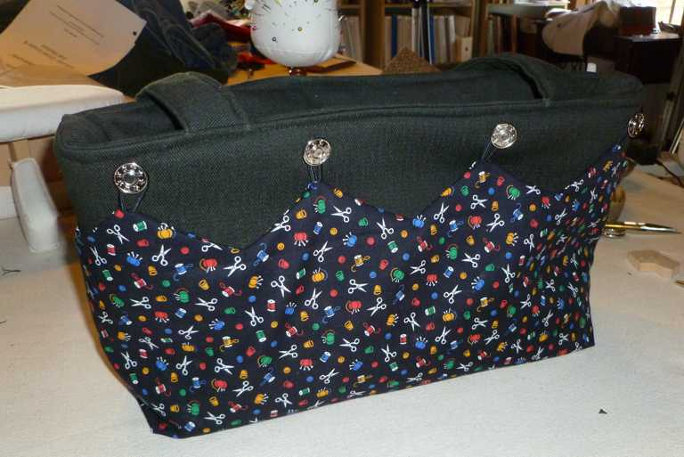 Purse Sewing