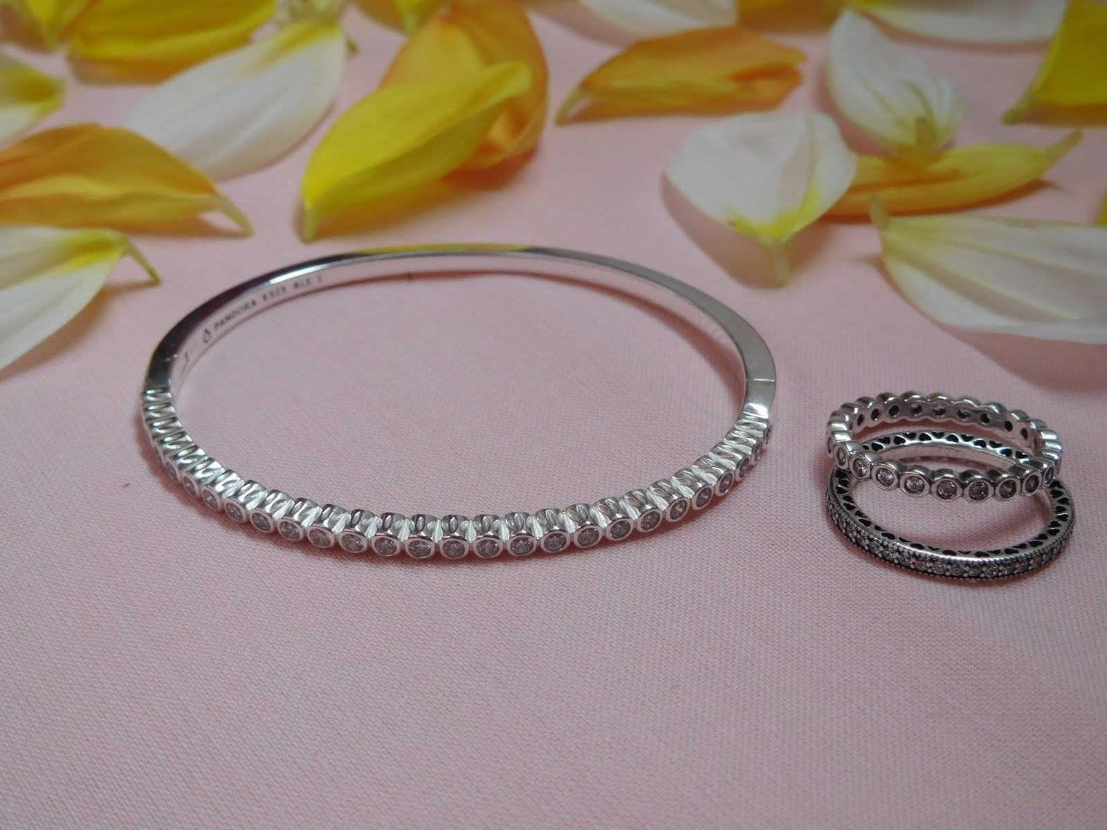 Alluring Brilliant Bangle