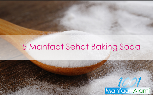 manfaat baking soda