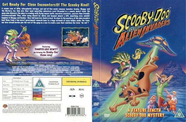 20+ Scooby Doo And The Alien Invaders Dvd Target Pictures and Ideas ... 3e00370db