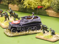 Sd Kfz 250/1 halftrack (12mm)