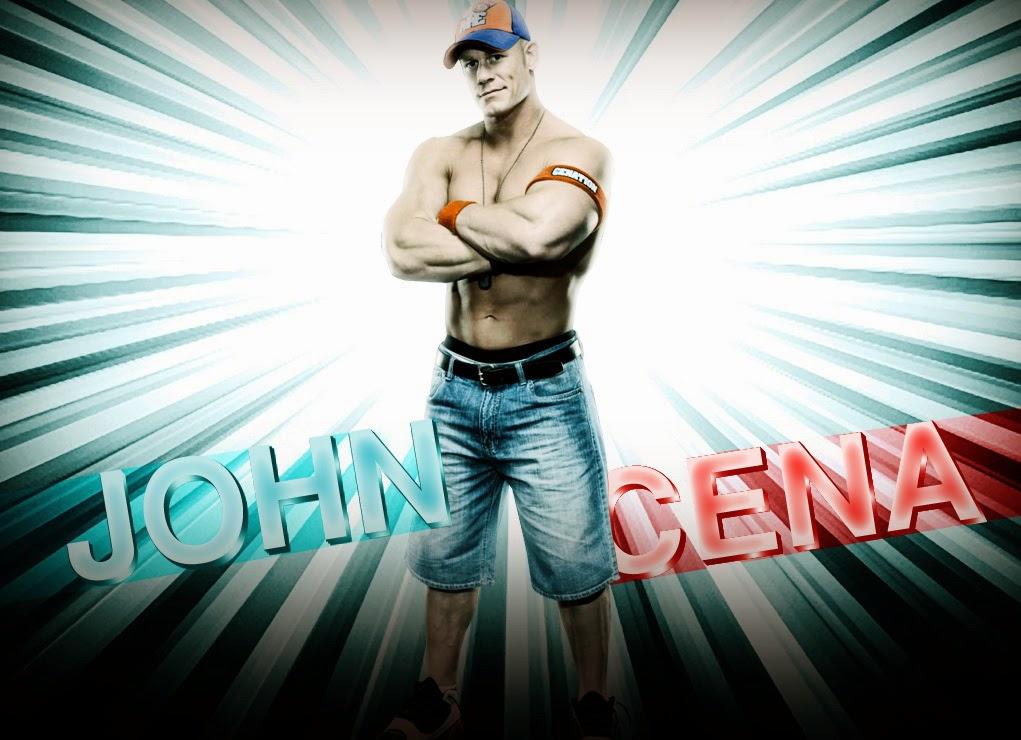 John Cena WWE Desktop HD Latest Wallpaper's 2014