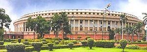 संसद भवन, नई दिल्ली