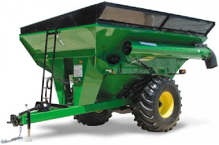 On-board Weighing for Agriculture & Farming