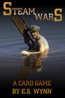 Steam Wars Card Game