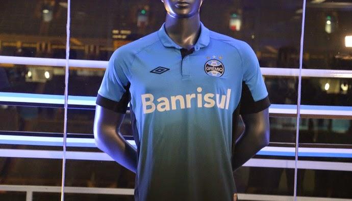 bfa3e8e209277 Confira a nova terceira camisa do Grêmio