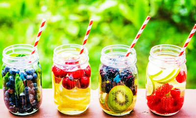 Resep dan Sejuta Manfaat Infused Waters
