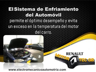 Mantenimiento Renault