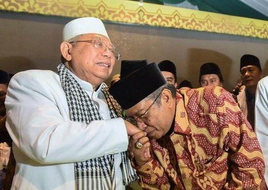Tiga Capaian NU Paling Fenomenal Selama Dipimpin KH Said Aqil dan KH Maruf Amin