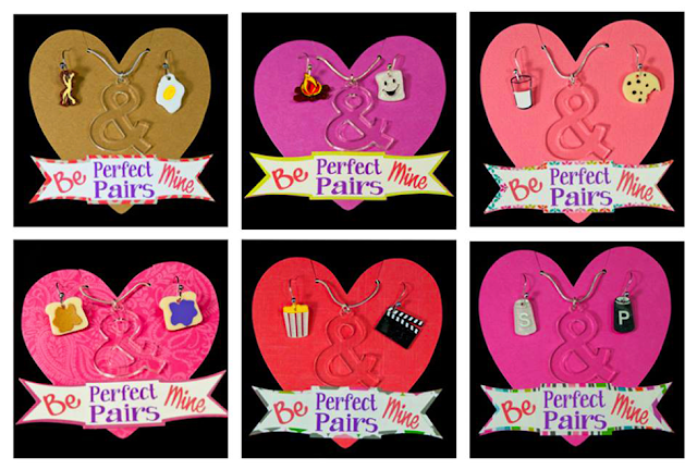 Acrylic Sets, perfectly paired acrylic sets, valentine's day