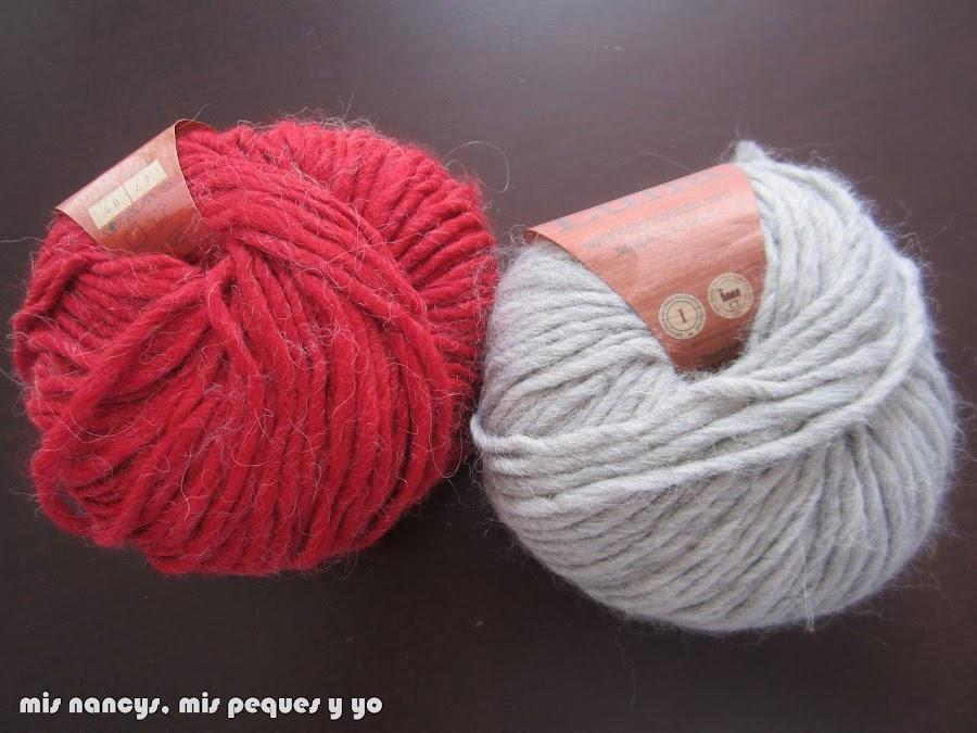 mis nancys, mis peques y yo, tutorial gorros de lana nancy, lanas