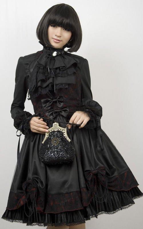 Devilinspired Punk Clothing: Gohtic Style--Wardrobe Options