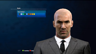 Zinedine Zidane - ( Real Madrid manager )