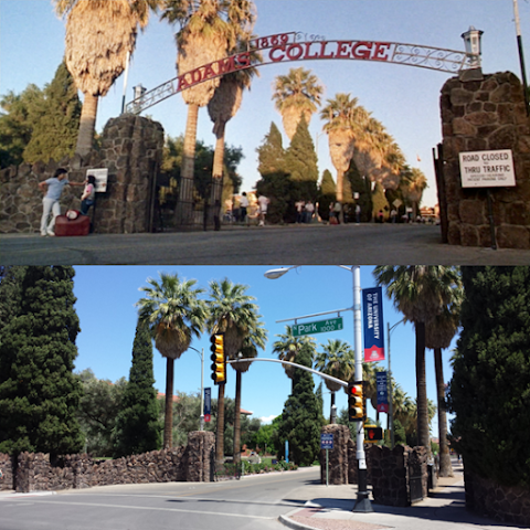 Revenge Of The Nerds Filming Locations