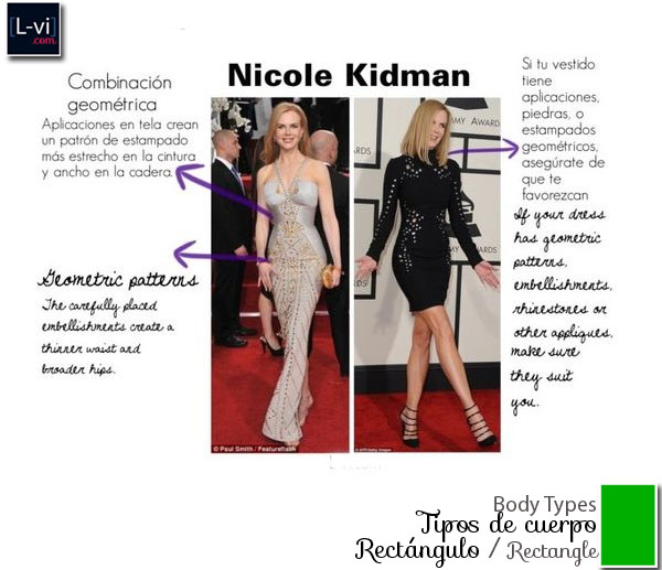 [Rectangle] Nicole Kidman styling.  L-vi.com