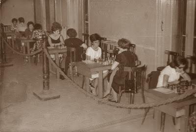 Campeonato femenino de España - Barcelona 1961 - 8ª ronda