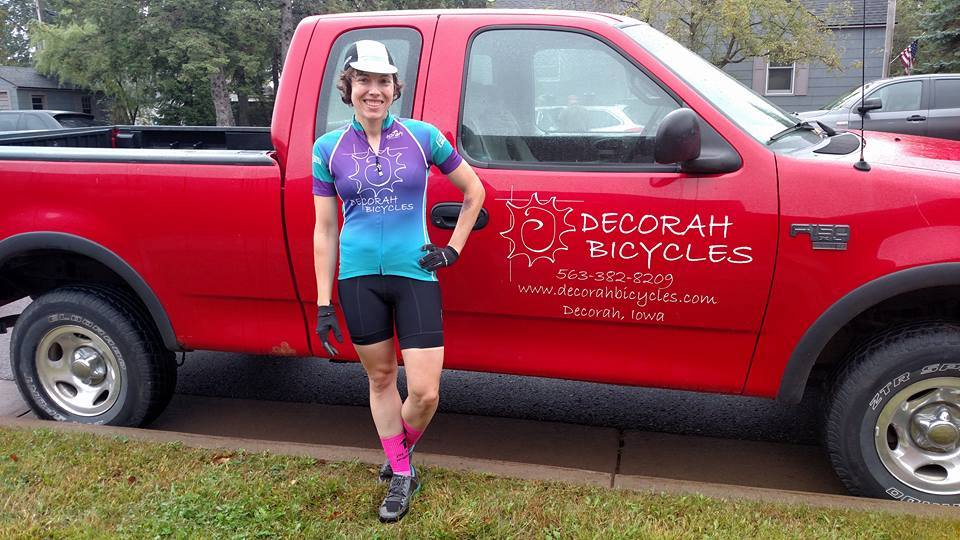 96c6754da Decorah Bicycles is encouraging folks who are interested in purchasing the  jersey to let them know what their size and style (men women) preference is  so ...