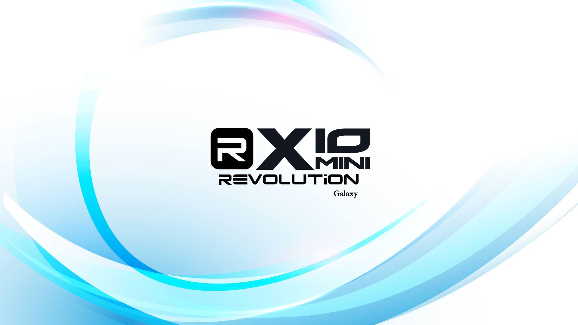Download Firmware Revolution Galaxy X10 Mini New Software Receiver