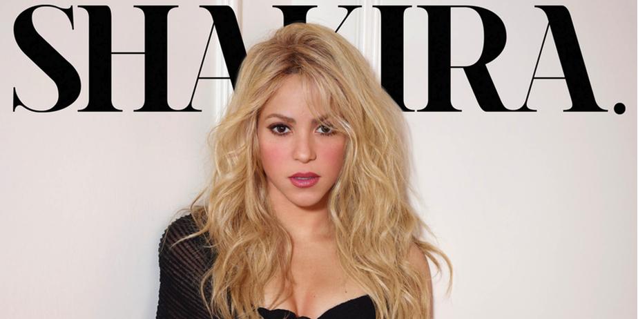 Shakira La Diva Latina
