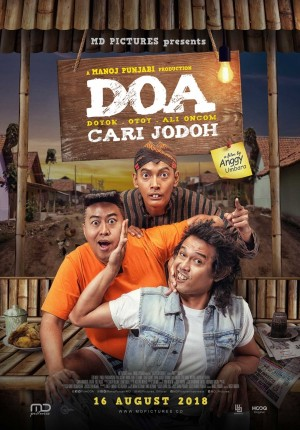 Nonton Film DOA (Doyok-Otoy-Ali Oncom): Cari Jodoh 2018 Film Subtitle Indonesia Streaming Movie Download