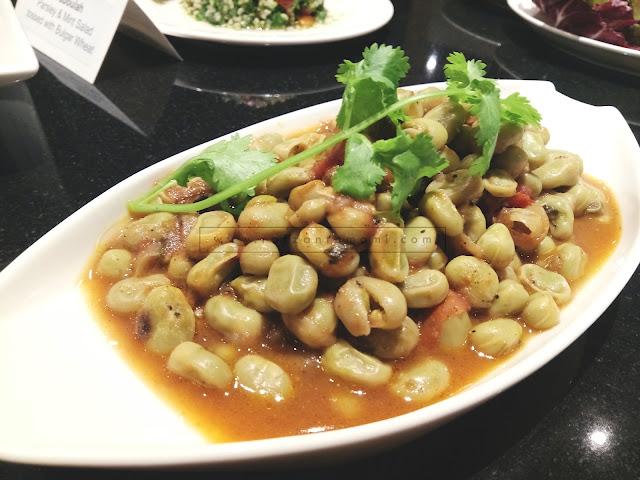 Selera Timur Tengah di Chatz Brasserie, PARKROYAL Kuala Lumpur