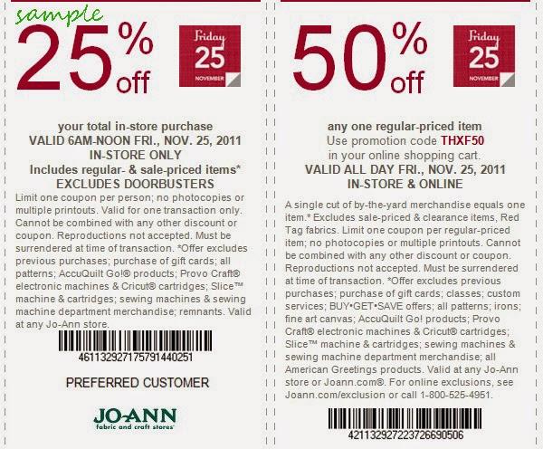 joann flyer coupon - Footfreedomtraining