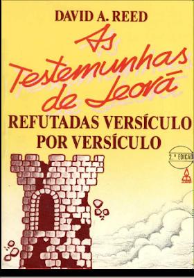 David A. Reed-Los Testigos De Jehová-Refutacion Versículo Por Versículo-