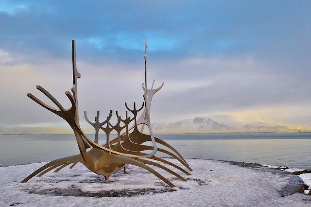 Sun Voyager - Reykjavik Iceland