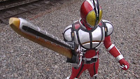 Kamen Rider Faiz Blaster Form