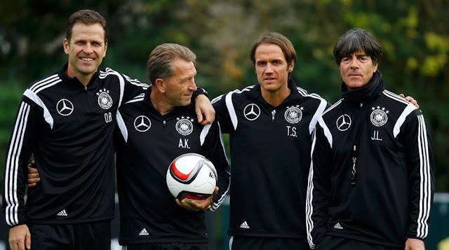وصول بايرن إلى نهائي الأبطال سيعكر تحضيرات ألمانيا