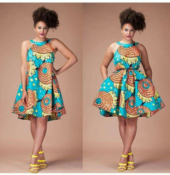 Check Out These Simple Beautiful Ankara Gown Styles - DeZango ...