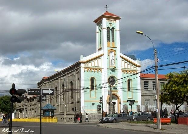 Punta Arenas, chiesa salesiana