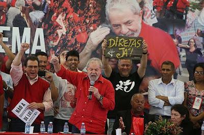 Resultado de imagem para Elite-urubu quer transformar Lula em carniça