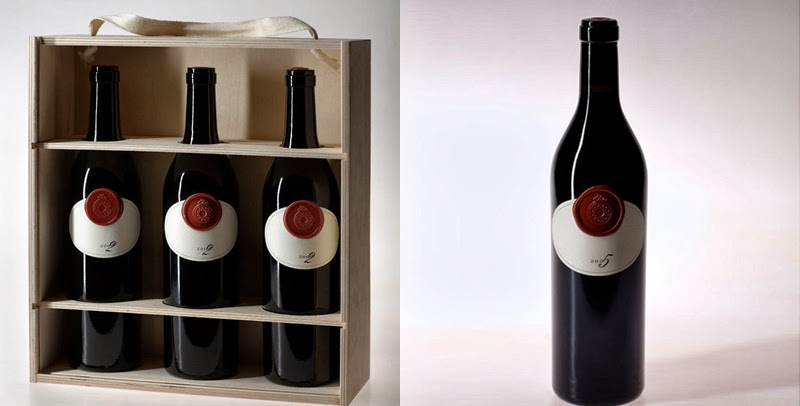 Tendencias en packaging de vino, Buccella's Wine