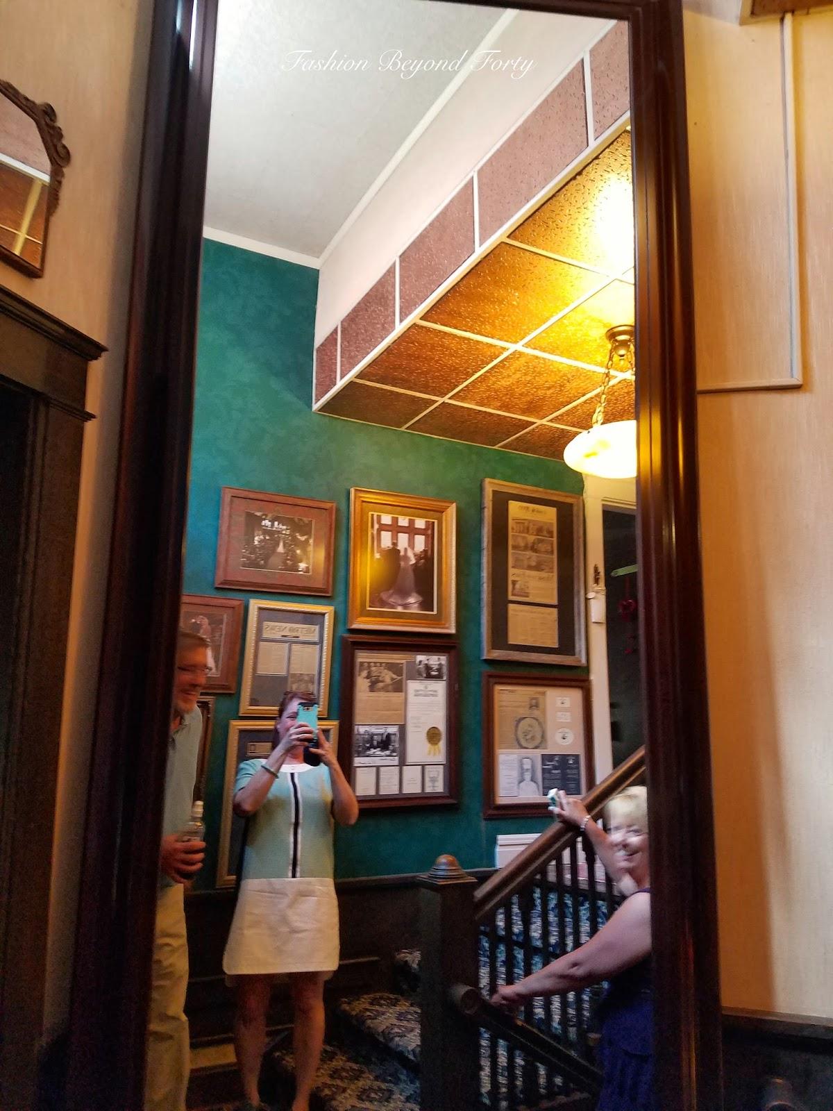 Historic Places Giant Mirror
