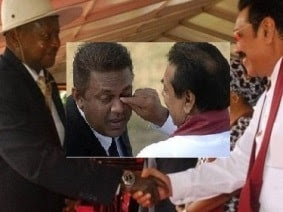 Minister Mangala sanctioned Payment for Mahinda's airfare for Uganda visit