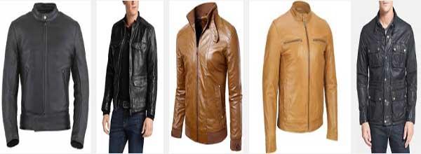 Jaket Kulit Berbahan Dasarkan Kulit Domba Yang Berkualitas