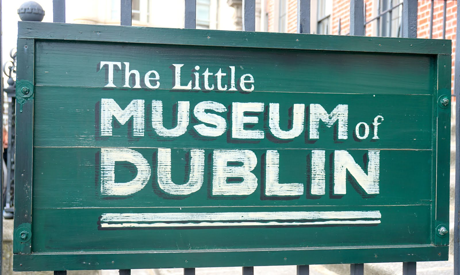 The Little Museum Dublin