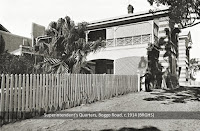 Superintendent's quarters, Boggo Road, Brisbane, c.1914.