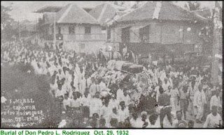 Don Pedro Rodriguez Funeral