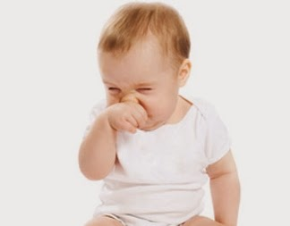 tips mengatasi batuk pilek bayi