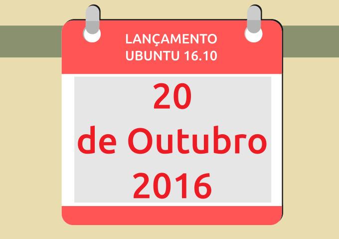 saiu data de lancamento do ubuntu 16-10 yakkety yak novidades