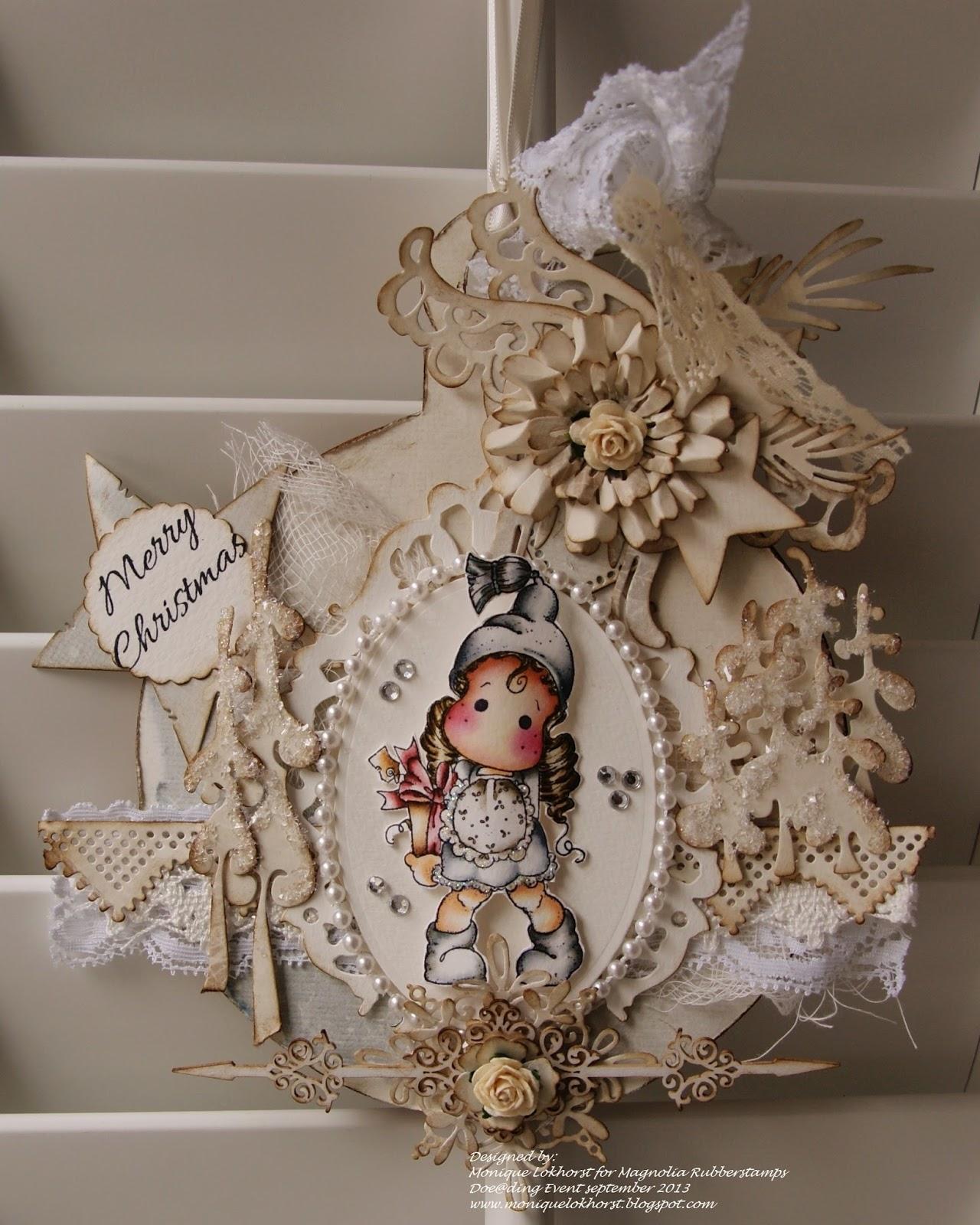 Best Christmas Decoration Malaysia 2013: Monique Lokhorst Designs: Merry Christmas Decoration! Doe