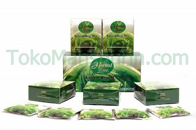 √ Luar Biasa Manfaat Teh Hijau Merk yang Satu Ini  ✅ Green Tea Mix ⭐ Herballove