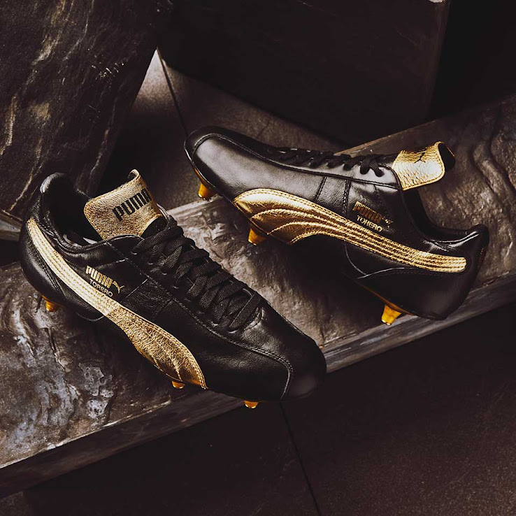 Worn By Maradona Puma Re Release 35 Years Old King Football Boot Footy Headlines