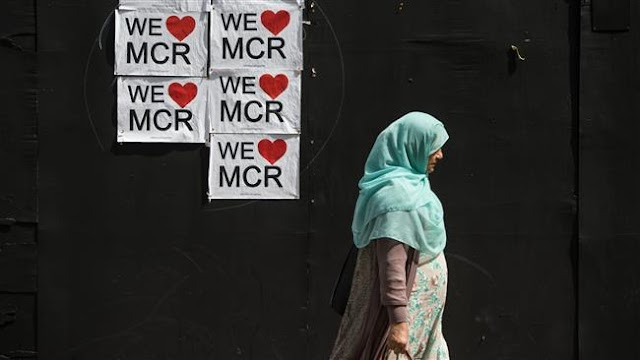 Hate crimes surge 500% in Manchester after bombing